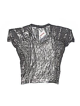 T.J. Maxx Short Sleeve Top Size M