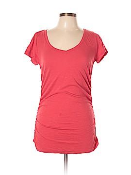 Caslon Short Sleeve Top Size L