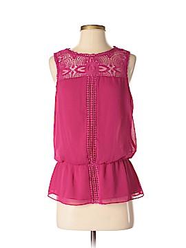 Adrianna Papell Sleeveless Blouse Size S