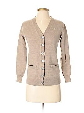 Ralph Lauren Sport Wool Cardigan Size S