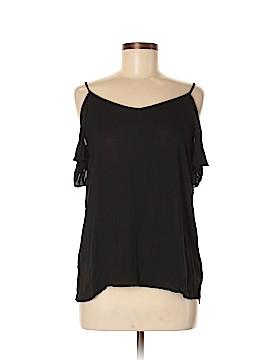 Gap Outlet Short Sleeve Blouse Size M