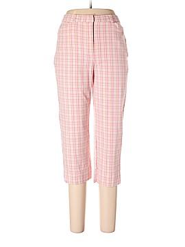 St. John's Bay Khakis Size 10