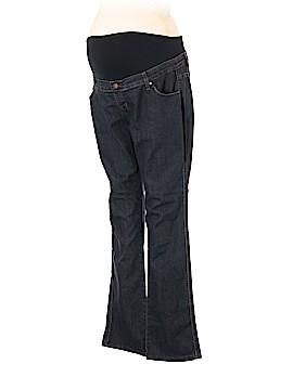 Lilac Maternity Jeans Size XL (Maternity)