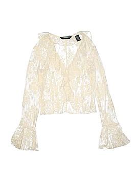 Express Long Sleeve Blouse Size 1 - 2