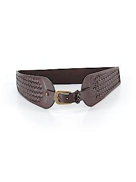 Old Navy Leather Belt Size Med - Lg