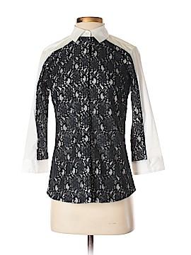 LTD Long Sleeve Button-Down Shirt Size XS