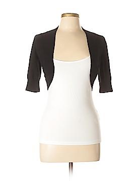 Aqua Wool Cardigan Size L