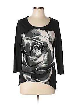 Tribal 3/4 Sleeve T-Shirt Size M