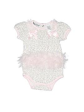 Baby Rageous Short Sleeve Onesie Size 6 mo
