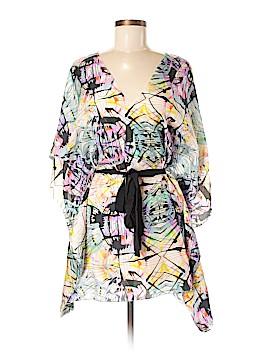 Shan 3/4 Sleeve Silk Top Size 6