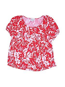 Rebecca Malone Short Sleeve Top Size XL (Petite)