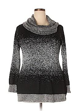 Belldini Pullover Sweater Size 0X (Plus)