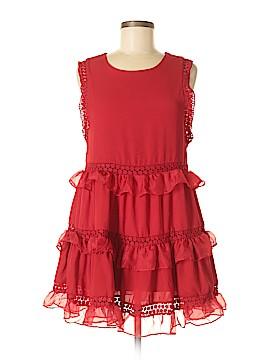 Cherry Dress Casual Dress Size M