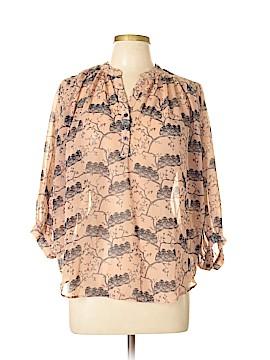 Dorothy Perkins 3/4 Sleeve Blouse Size 12 (UK)