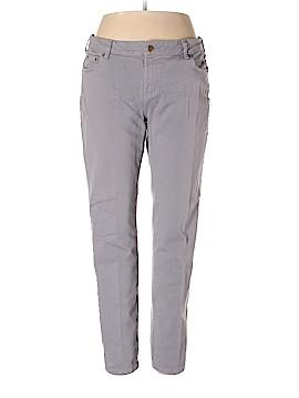 Garnet Hill Jeans Size 16