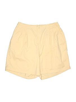 Hunt Club Khaki Shorts Size 18W (Plus)