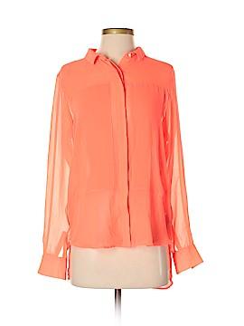 Patterson J. Kincaid Long Sleeve Blouse Size S