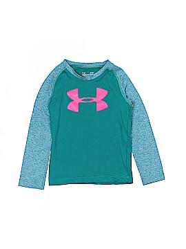 Under Armour Active T-Shirt Size 2T