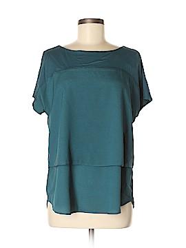 Ronen Chen Short Sleeve Blouse Size 8 (2)