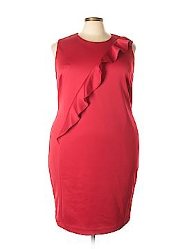Calvin Klein Casual Dress Size 22 W (Plus)