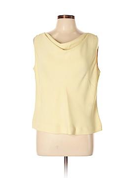 Yansi Fugel Sleeveless Blouse Size L