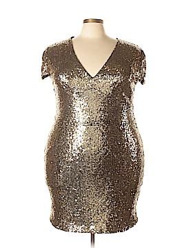Club L Cocktail Dress Size 28 (Plus)