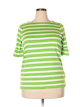 Ralph Lauren Short Sleeve Top Size 1X (Plus)