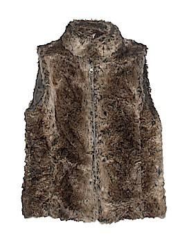 Gap Kids Faux Fur Vest Size X-Large (Youth)