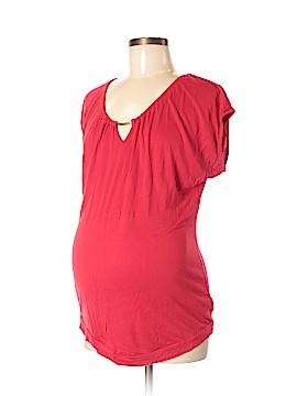 Loved by Heidi Klum Short Sleeve Top Size M (Maternity)