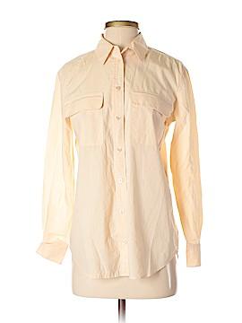 Equipment Long Sleeve Button-Down Shirt Size XS