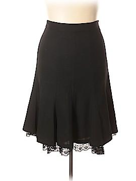 Ann Taylor LOFT Wool Skirt Size 16