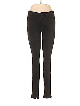 McGuire Denim Leather Pants 28 Waist