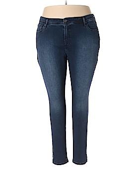 Levi Strauss Signature Jeans Size 24W (Plus)
