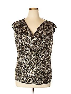 MICHAEL Michael Kors Short Sleeve Top Size XL