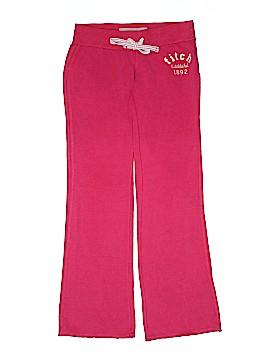 Abercrombie Fleece Pants Size M (Kids)