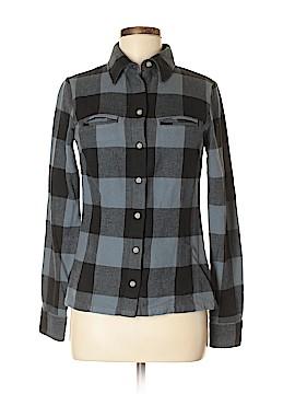 Gramicci Long Sleeve Button-Down Shirt Size M