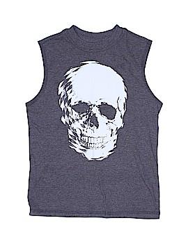 Faded Glory Sleeveless T-Shirt Size 8