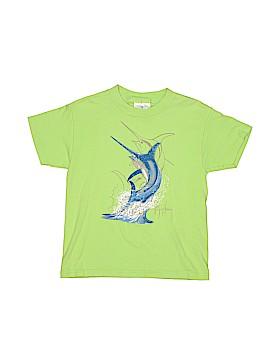 Guy Harvey Short Sleeve T-Shirt Size 6 - 8