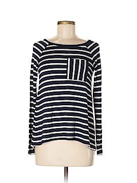 Bordeaux Long Sleeve T-Shirt Size XS