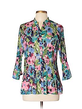Fashion Bug 3/4 Sleeve Blouse Size L