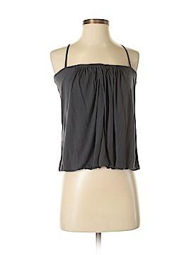 Velvet Short Sleeve Top Size S