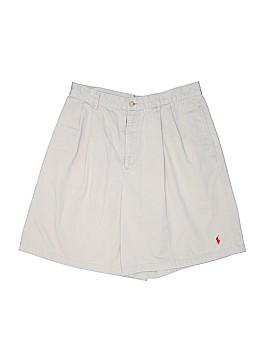 Polo Sport by Ralph Lauren Khaki Shorts Size 10
