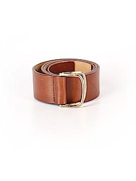 DKNY Leather Belt Size XL