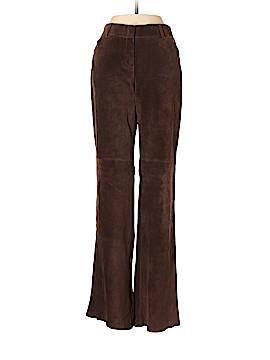 Moda International Leather Pants Size 4