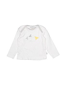 Burt's Bees Baby Long Sleeve T-Shirt Size 6-9 mo