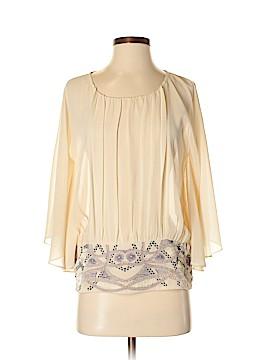 Ark & Co. 3/4 Sleeve Blouse Size S