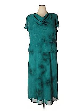 Coldwater Creek Casual Dress Size 22 W (Plus)