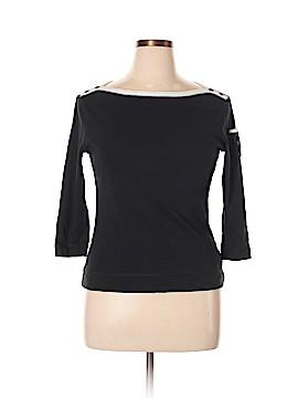 L-RL Lauren Active Ralph Lauren 3/4 Sleeve Top Size L