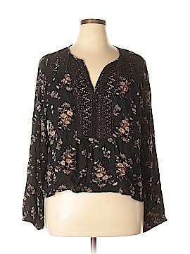 Denim & Supply Ralph Lauren Long Sleeve Blouse Size XL