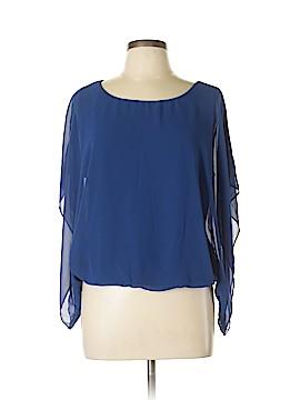 Last Tango 3/4 Sleeve Blouse Size L